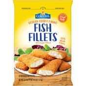 Gorton's Crunchy Panko Fish Fillets