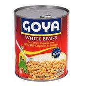 Goya White Beans, in Sauce