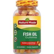 Nature Made Fish Oil, Gummies, Strawberry, Lemon & Orange