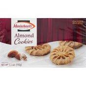 Manischewitz Cookies, Almond