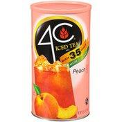 4C Foods Peach Iced Tea Drink Mix