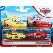 Disney Charlie Checker & Lightning McQueen, 3+