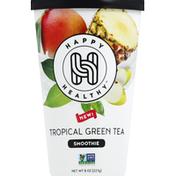 Happy Healthy Smoothie, Tropical Green Tea