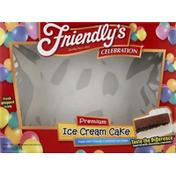 Friendly's Ice Cream Cake, Premium, Celebration