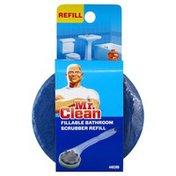 Mr. Clean Bathroom Scrubber, Fillable, Refill