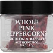 Morton & Bassett Spices Peppercorns, Pink, Whole