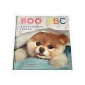 Chronicle Books Boo ABC: A To Z With the World's Cutest Dog Hardcover Book