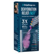 DripDrop ORS Bold Classics Variety Pack, Electrolyte Powder Packets