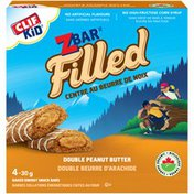 CLIF Kid Double Peanut Butter Baked Energy Snack Bars