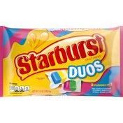 Starburst Duos Fruit Chews Candy Laydown
