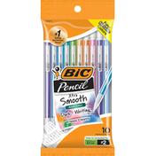 BiC Mechanical Pencils, Xtra Smooth, Dark Writing