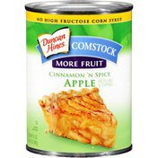 Comstock More Fruit Cinnamon 'n Spice Apple Pie Filling & Topping