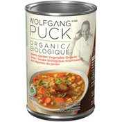 Wolfgang Puck Organic Hearty Garden Vegetable Organic Soup