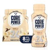 Core Power Protein Vanilla 24G Bottles