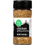 Food Club Grilling Seasoning, Chicken