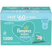 Pampers Baby Wipes Baby Fresh Scented