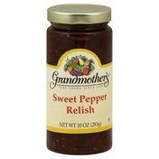 Grandmother's Relish, Sweet Pepper