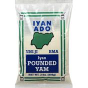Iyan Ado Yam, Pounded