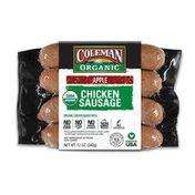 Coleman Apple Chicken Sausage