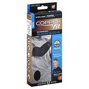 Copper Fit Elbow Sleeve, Compression, Uni-Sex, XLarge