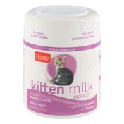 Hartz Kitten Milk Replacer For Optimal Growth with Taurine