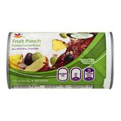 Sunrise Valley Frozen Concentrate, Fruit Punch
