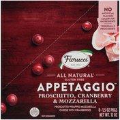 Fiorucci Prosciutto, Cranberry & Mozzarella