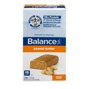 Balance Bar Nutrition Bar Peanut Butter - 15 CT
