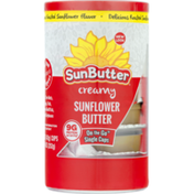 SunButter Sunflower Butter, Creamy, On the Go