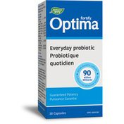 Nature's Way Fortify™ Optima™ Everyday Probiotic, 90 Billion Active Bacteria Cultures
