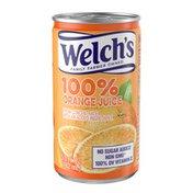 Welch's 100% Orange Juice