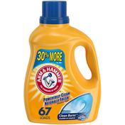 Arm & Hammer Clean Burst, 67 Loads Liquid Laundry Detergent,