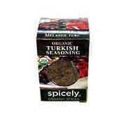 Spicely Organic Turkish Seasoning