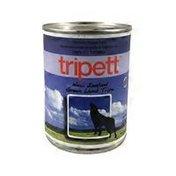 Pet Kind Tripett Green Lamb Tripe Canned Dog Food