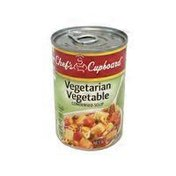 Chef's Cupboard Condensed Vegetarian Vegetable Soup