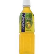 Aloevine Aloe Vera Drink, Refreshing, Mango