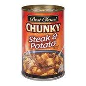 Best Choice Chunky Steak & Potato Soup