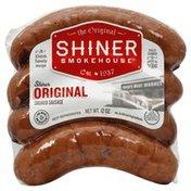 Shiner Sausage, Smoked, Original