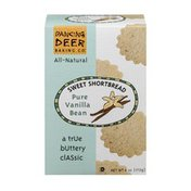 Dancing Deer Chocolate Chip Shortbread Cookies