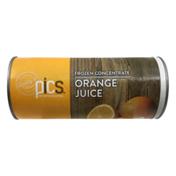PICS Frozen Orange Juice Concentrate
