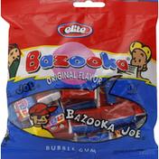 Bazooka Bubble Gum, Original Flavor