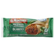 El Monterey Burrito, Beef & Bean Green Chili