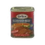 Grace Reduced Sodium Corned Beef