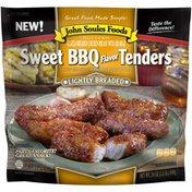 John Soules Foods Lightly Breaded Sweet BBQ FlavorTenders