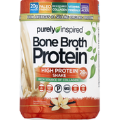 Purely Inspired Bone Broth Protein, Smooth Vanilla