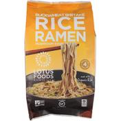 Lotus Foods Rice Ramen, Buckwheat Shiitake