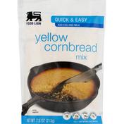 Food Lion Yellow Cornbread Mix, Quick & Easy