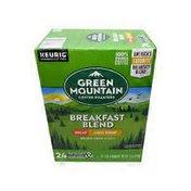 Green Mountain Coffee K-Cup Breakfast Blend Decaf Coffee
