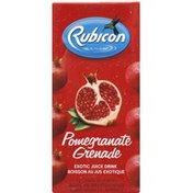 Rubicon Exotic Juice Drink, Pomegranate