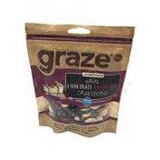 Graze White Chocolate Raspberry Cheesecake Snack Bag